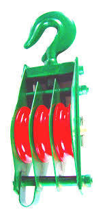Jay Agenciez New Wire Rope Pulley
