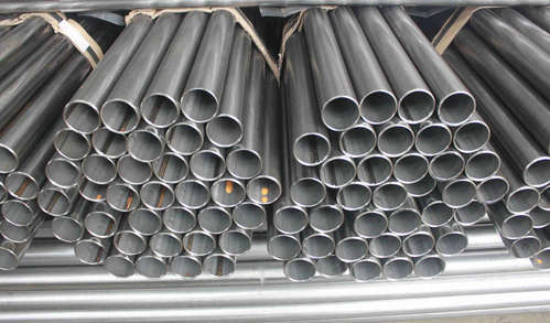 Pipes & Tubes - Stainless Steel Pipes Exporter from Mumbai