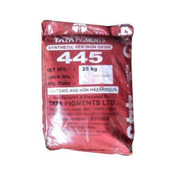 Tata Pigment Synthetic Red Oxide, 25 kg, Packaging Type: Plastic Sack