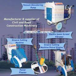 VDF Flooring Machine