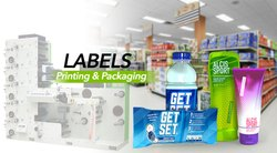 Offset Label Printing Service