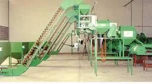 Cashew Nut Processing Machinery