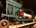 Mobile Automatic hot Mix Plant