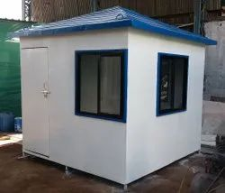 FRP Portable Security Cabins