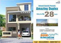 Panel Build White sun city raipur residential project raipur