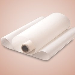 Mg Bleached White Kraft Paper, GSM: 40-120