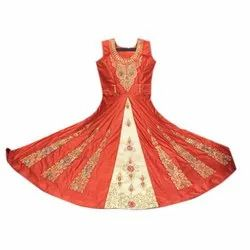 Kids Traditional Gown, Size: Large