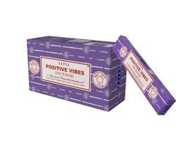 Satya  Incense stick Positive Vibes 15 gram  Pack