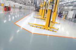 Industrial Flooring Designing Service