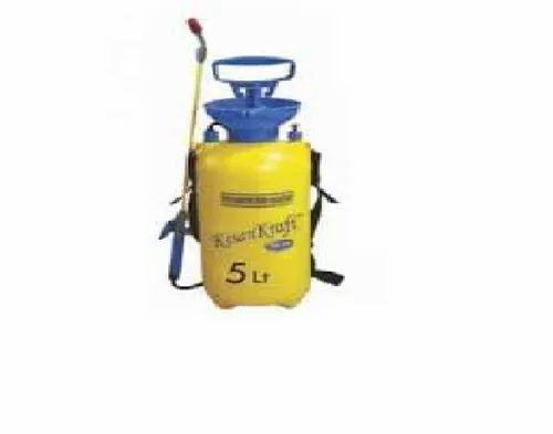 Plastic Manual 5L Disinfectant Sprayer