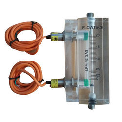 Flowtech Measuring Instruments Air Flow Rotameter, Industrial, Laboratory