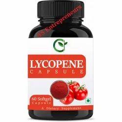 Herbal Lycopene Softgel Capsule