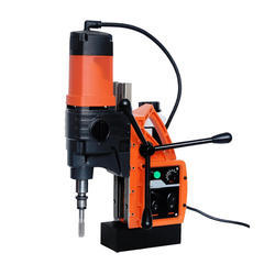 Metal Core Drilling Machine With Heavy Metal Plates