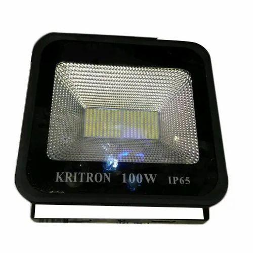 Kritron 100 Watt Led Outdoor Flood Light W Warranty 2 Year