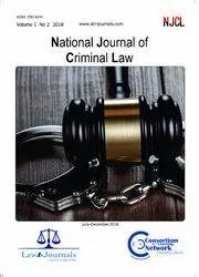 National Journal of Criminal Law