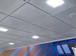 Aluminum False Ceiling Services