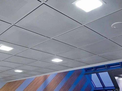 Aluminum False Ceiling Services