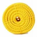 40 mm Yellow PP Ropes