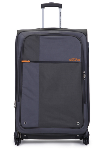 f268b978c7 American Tourister Large 4 Wheel Soft Grey Hugo Luggage at Rs 5143 ...