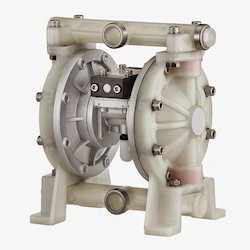 High Pressure Air Operated Double Diaphragm Pump