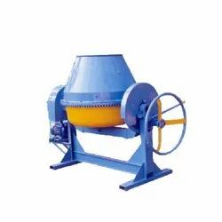Bed Type Concrete Mixer Machine