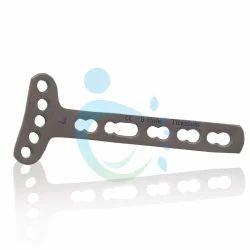 2.7 mm Distal Radius Locking Plate