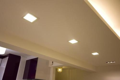 18w Lucina Recessed Square Ww Light
