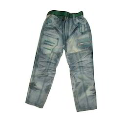 Jeans Boy Kids Trouser