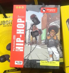 Hip Hop Earphones