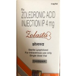 Zoledronic Acid Injection IP 4 Mg