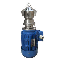 Sealless Magnetic Drive Side Bottom Mounted Mixers