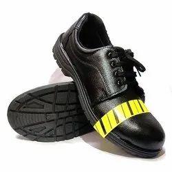 德比钢,塑料钢脚趾皮革安全鞋,保修:3个月,尺寸:6-10