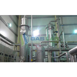 Carbon Dioxide Recycling Plant