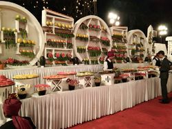 Fruits Counter Catering Service