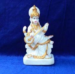 Saraswati Statue In Hyderabad Telangana Saraswati