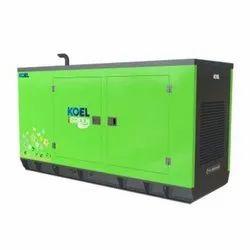 Kirloskar 15 KVA Silent Diesel Generator