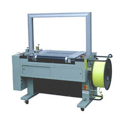 Fully Automatic Carton Strapping Machine