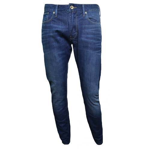 Blue Plain Men Denim Jeans, Waist Size: 28-38 Inches