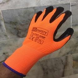 Rifa Rubber Safety Hand Gloves