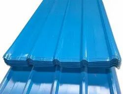 Ppgi Corrugated Sheet Prepainted Galvanised Iron