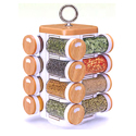 Kitchen Mate 16 Jar Unit