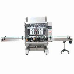 Automatic Volumetric Bottle Filling Machine