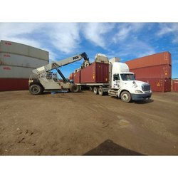 Cargo Container Truck Transportation Service
