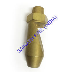 Flat Spray Nozzle -Narrow Angle Deflected Spoon Fan Spray Nozzle