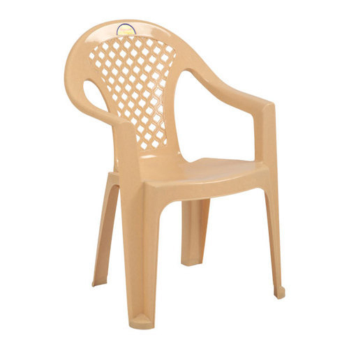 Monobloc Chair: Marble Beige Jamboree Monobloc Plastic Chair, Rs 520