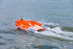 Remote Controlled Life Buoy