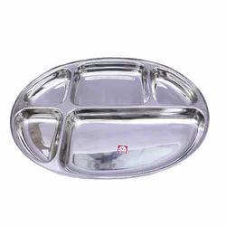 Oval 5 Comp Plate