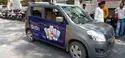 Cab Branding Service, For Advertisement, Mode Of Advertising: Offline