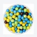 Hard Candy Multicolor Chocolate Bubblegum, Packaging Type: Packet