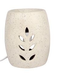 Ceramic Bliss Aroma Oil Burner Cum Electric Diffuser